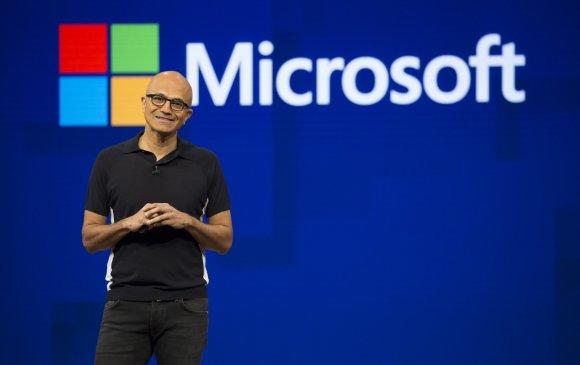 Microsoftкомпани энэтхэг гүйцэтгэх захиралтай боллоо