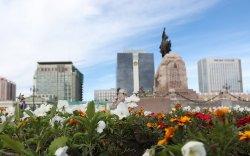 Улаанбаатар хотын 24 байршилд цэцэг суулгаж байна