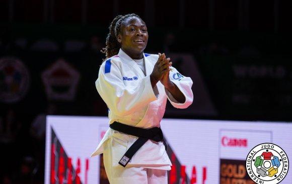 Жүдо ДАШТ: Клариссе Агбеньену тав дахь удаагаа түрүүлэв