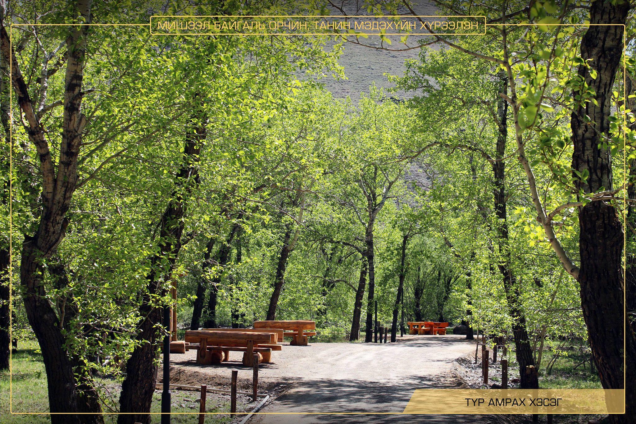 Мишээл байгаль орчин, танин мэдэхүйн хүрээлэн Бямба гарагт нээнэ   News.MN