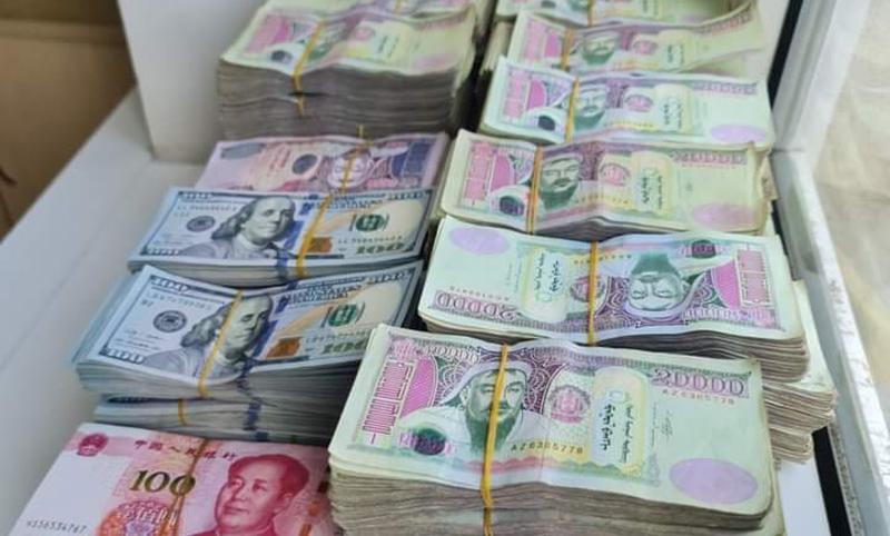 """""""Оймс""""-ноос хурааж авсан 639.2 сая төгрөгийг улсын орлого болгожээ"""