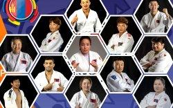 Танилц: Токиогийн олимпод оролцох Монголын жүдогийн баг