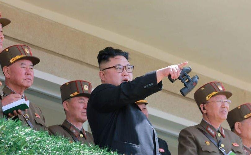 КимЖонУнбаруунтай соёлын дайн зарлаж байна