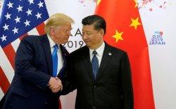 Трамп: Хятад 10 их наяддолларын хохиролбарагдуулах хэрэгтэй