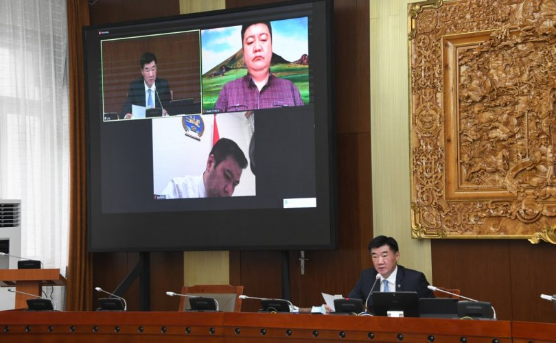 Монгол дахь хүний эрх, эрх чөлөөний байдлын талаарх 19, 20 дахь илтгэлийг хэлэлцэв
