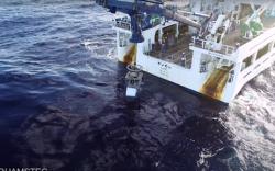 Эрдэмтэд Японы ойролцоо далайд хамгийн гүн нүх ухаж байна