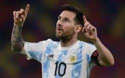 Месси: Аргентины шигшээ надаас хэт хамааралтай байгаагүй