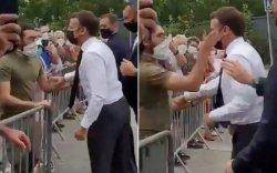 Видео: Францын Ерөнхийлөгч алгадуулжээ