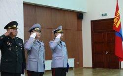 Ерөнхийлөгч Х.Баттулга цэргийн дээд цол хүртээлээ