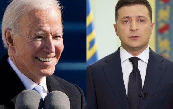 Байден Украины Ерөнхийлөгчийг Цагаан ордонд урив