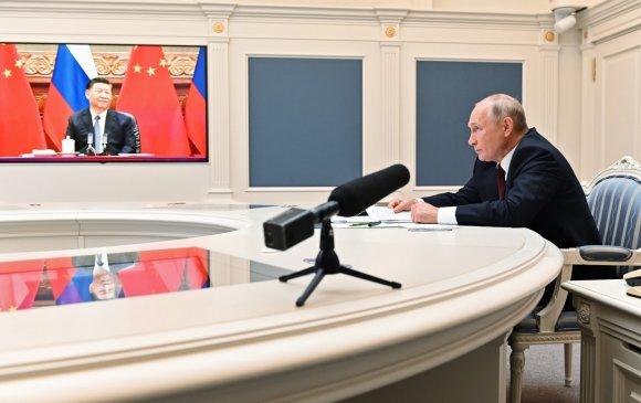 Орос, Хятад нөхөрлөлийн гэрээгээ сунгалаа