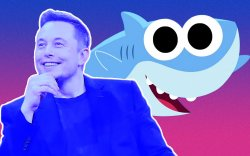 """Элон Маскын жиргээ """"Baby Shark""""-ын хувьцааг өсгөв"""