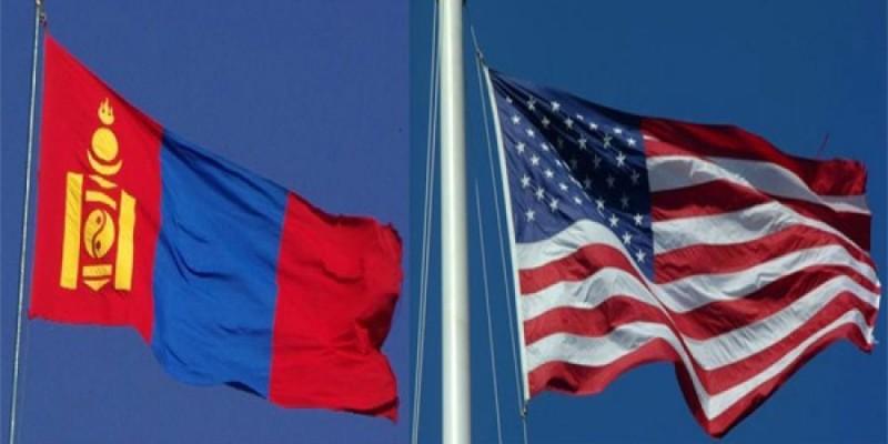 АНУ Монгол Улсын гурав дахь хөршийн бодлогыг дэмжиж байгаагаа илэрхийллээ