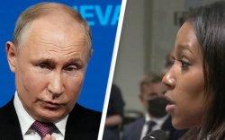 Өрсөлдөгч нар нь шоронд, эсвэл шороонд байгааг Путинээс асуув