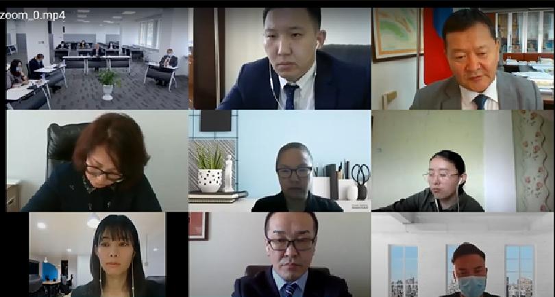 """""""Улаанбаатар-Токио"""" онлайн гүүр: Хөтөлбөрийн үр өгөөжийг дээшлүүлнэ"""