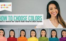 Танд ямар өнгийн хувцас илүү зохих вэ?