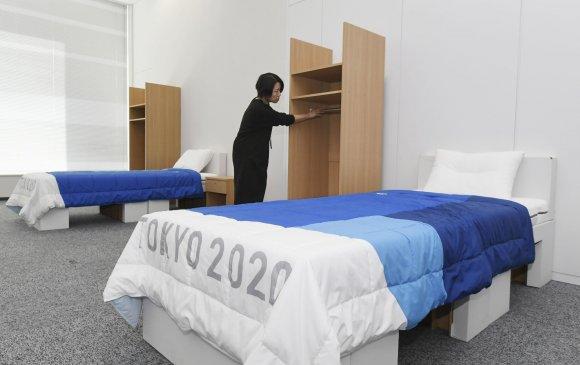 Токио-2020: Тамирчдыг бэлгэвчээр хангахгүй