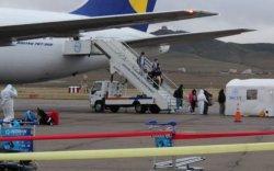 Тусгай үүргийн онгоцоор 270 иргэн ирлээ