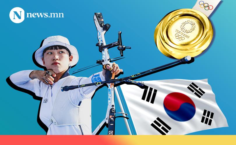 Олимп: Солонгос тамирчин 2 алт хүртэж, 4 рекорд шинэчлэгдэв