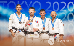 Токио-2020: А.Мөнхбат паралимпийн эрх авлаа