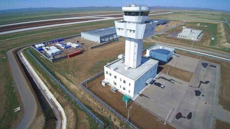 Чингис хаан нисэх буудал цамхаг (4)