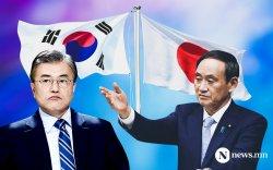 """Японы дипломатчийн увайгүй үг Мүн Жэ Инийг """"гомдоов"""""""