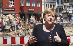 Герман улс үерийн гамшигт 472 сая евро төсөвлөлөө
