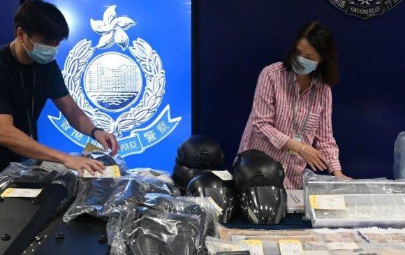Хонгконг: Алан хядлага хийх гэж байсан өсвөр настнуудыг баривчиллаа
