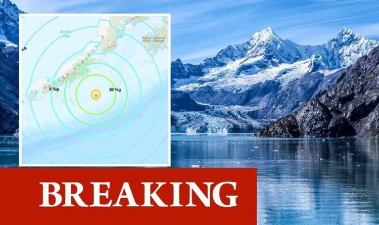 Аляскад газар хөдөлж, цунамигийн түгшүүр зарлав