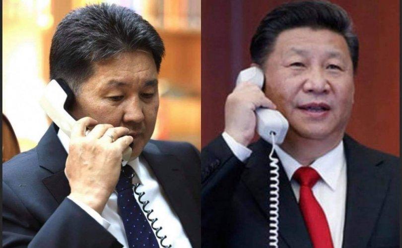 Ши Жиньпин: Монгол Улс газарзүйн ойр байршлаа ашиглах хэрэгтэй