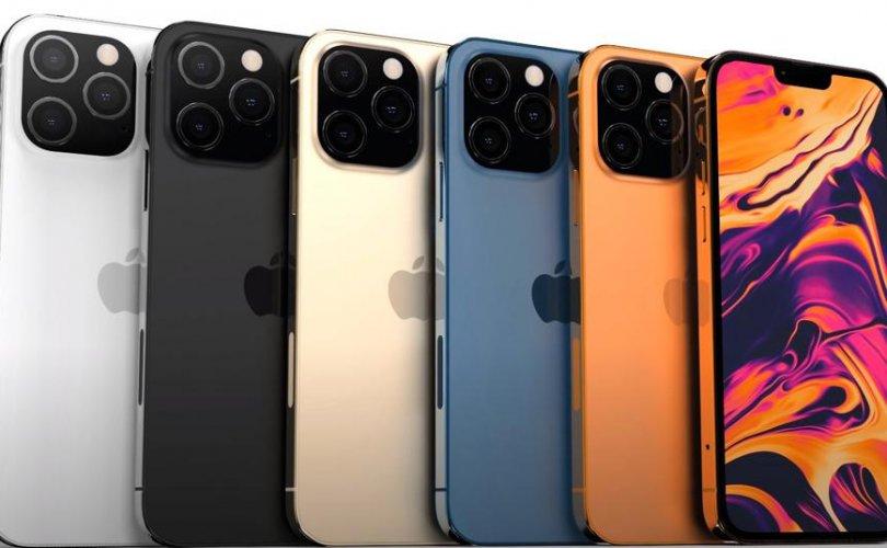 """""""iPhone 13"""" олон таамаглалыг дагуулж байна"""