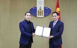 Б.Нарандэлгэрийг Монгол Улсын Соёлын элчээр томилов
