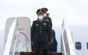 Хурандаа генерал Вэй Фөнхө Монгол Улсад албан ёсны айлчлал хийлээ