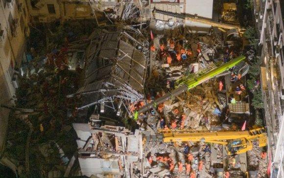 БНХАУ-д зочид буудал нурж, 17 хүн нас баржээ