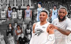 """Ш.Энхийн-Одын анд """"NBA""""-д орж, Уэстбрук """"Хаантай"""" нэгдэв"""