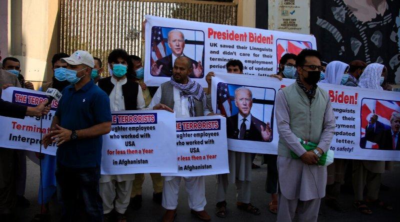АНУАфганистаныхэлмэрчдийг хүлээн авч эхэллээ