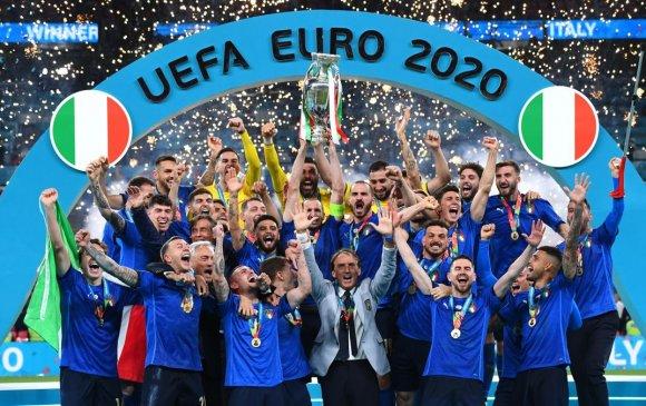 Италичууд хөлбөмбөгийг гэр рүү нь явуулсангүй