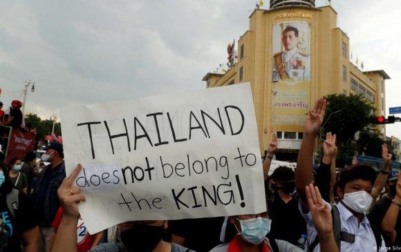 Тайландын хаант засаглалд төгсгөл ирсэн үү?