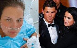 """Роналдогийн эгч """"Covid-19"""" тусч, эмнэлэгт хэвтжээ"""