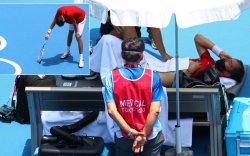 Халдвар, халуун хоёр Токиогийн олимпийг харлуулж байна