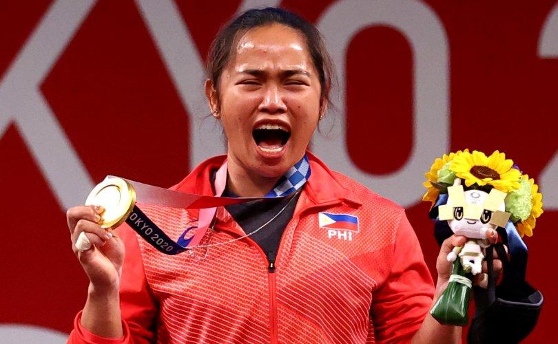 Филиппинчүүд олимпийн аваргадаа 2 байшин, 660 мянган доллар бэлэглэв