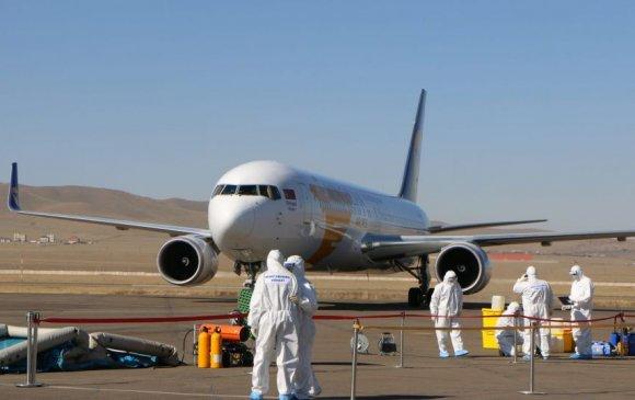 Анталия-УБ чиглэлийн нислэгээр 134 иргэн ирлээ