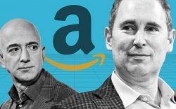 """""""Amazon""""-ы шинэ захирал Безосын сүүдэр"""