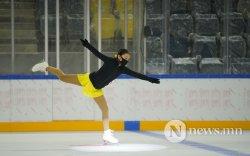 Сурвалжлага: Би олимпод Монгол Улсаа төлөөлж оролцмоор байна