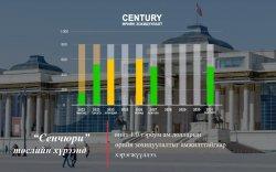 """""""Century"""" төслийн хүрээнд өрийн зохицуулалтын арга хэмжээ авч хэрэгжүүллээ"""