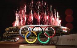 Фото: Токио-2020 олимпийн наадам нээлтээ хийлээ
