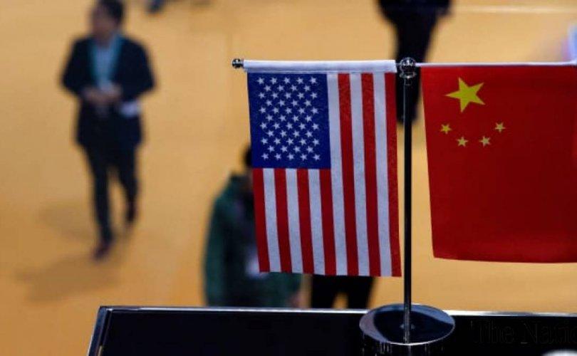 Хятад улс АНУ-ын худалдаа, хүний эрхийн албаныханд хориг тавив