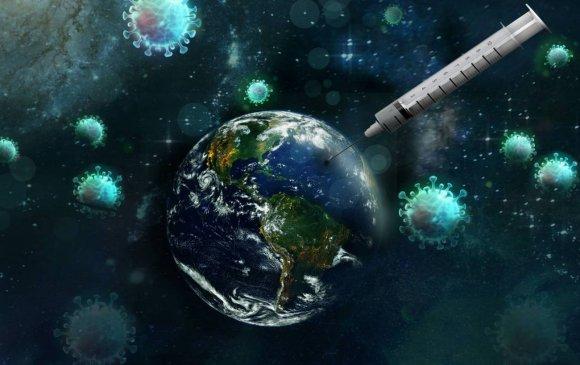 Дэлхий даяар 3,7 тэрбум тун вакцин хийгджээ