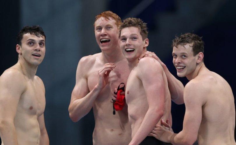 Их Британийн 113 жилийн түүхтэй олимпийн рекорд эвдэгджээ