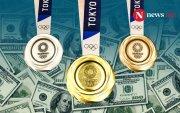 Улс орнууд медаль авсан тамирчдаа хэрхэн урамшуулдаг вэ?